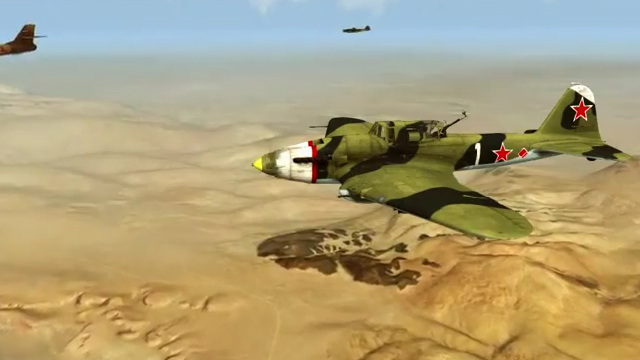 World of Warplanes: Ground-Attack Planes