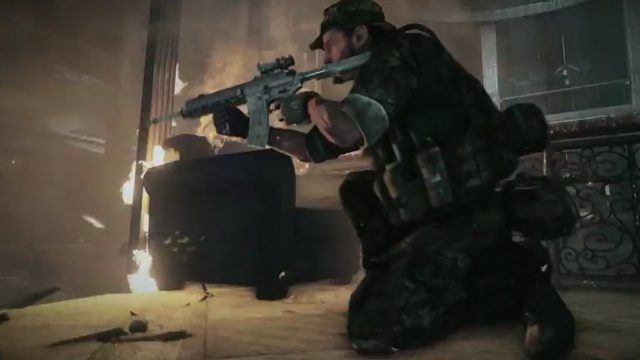 Medal of Honor: Warfighter TV Reklamı