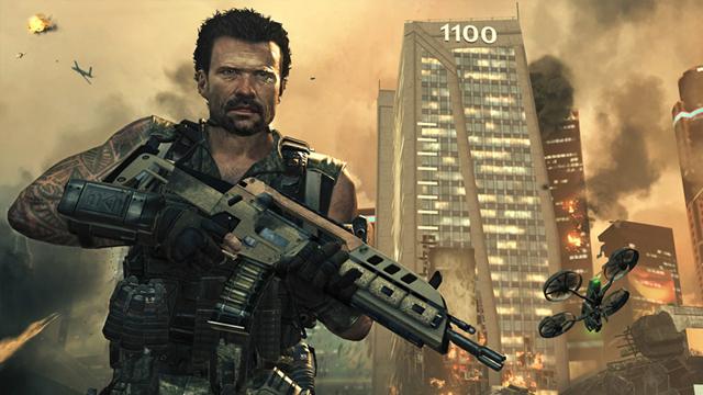 Call of Duty: Black Ops 2 TV Reklamı