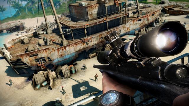 Far Cry 3 Yeni Oynanış Videosu