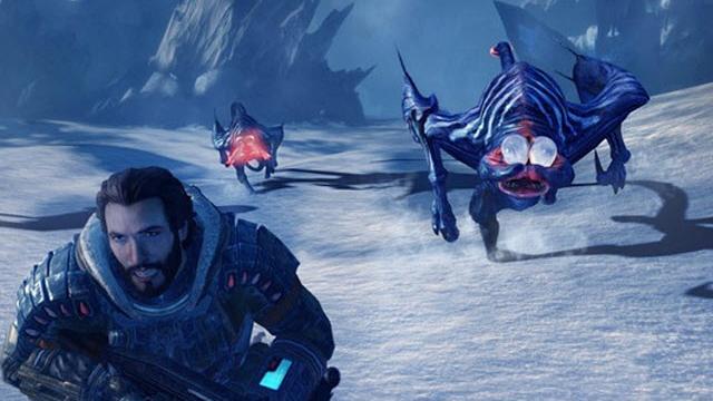 Lost Planet 3 Oynanış Videosu