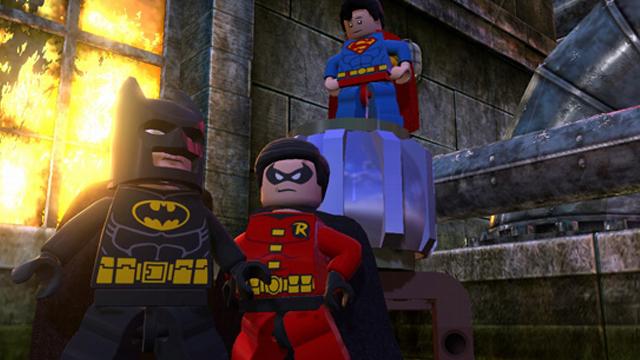 Lego Batman 2 Fragmanı