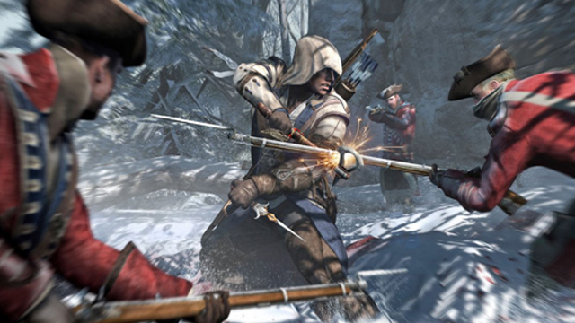Assassin's Creed 3 - Road to E3