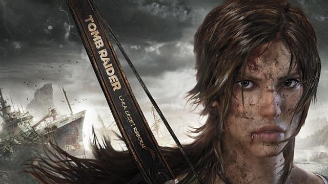 Tomb Raider Kısa Fragmanı