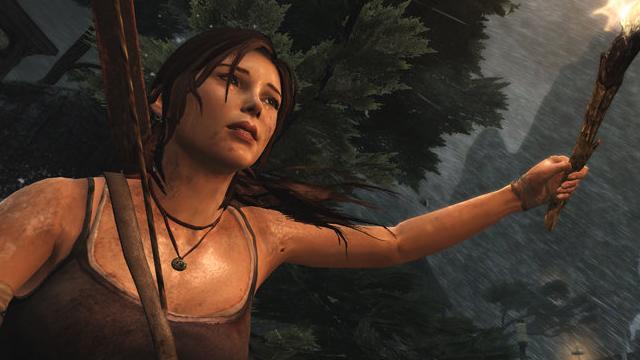 Tomb Raider Çıkış Tarihi ve E3 Fragmanı