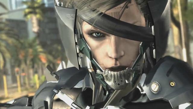 Metal Gear Rising: Revengeance E3 Fragmanı ve Çıkış Tarihi