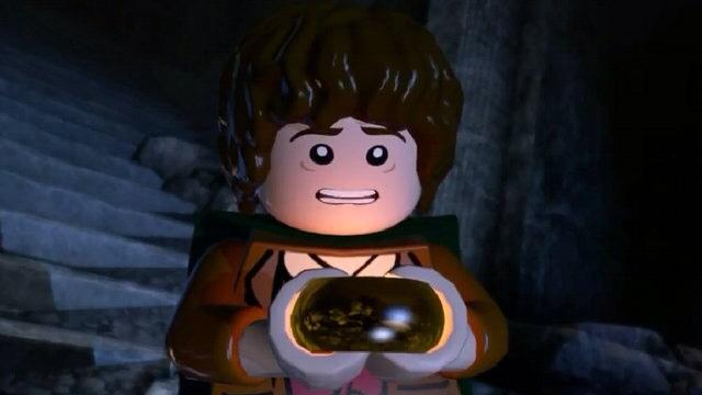 LEGO: Lord of the Rings Fragmanı