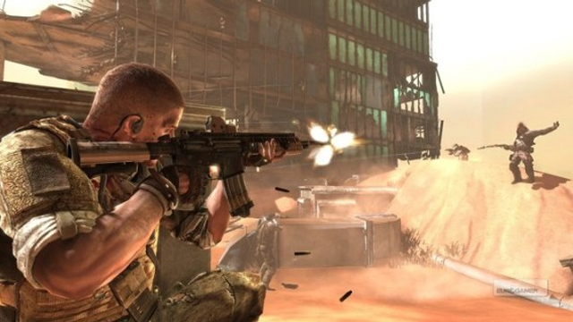 Spec Ops: The Line TV Reklamı