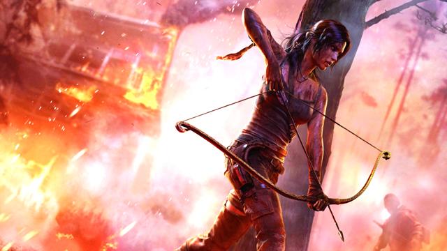Tomb Raider E3 Oynanış Videosu