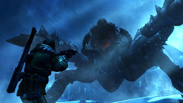 Lost Planet 3 - E3 Fragmanı