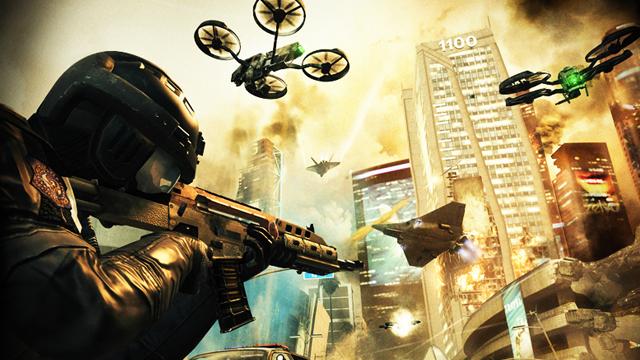Call of Duty: Black Ops 2 Oynanış Videosu