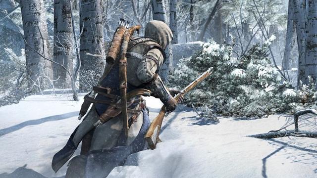 Assassin's Creed 3 - E3 Fragmanı