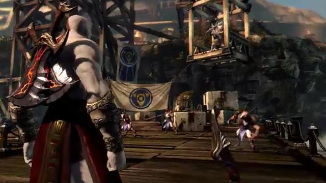 God Of War: Ascension Çıkış Tarihi ve Oynanış Videosu