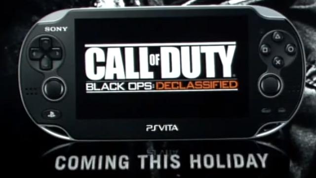 Call of Duty: Black Ops Declassified - PS Vita Oyunu