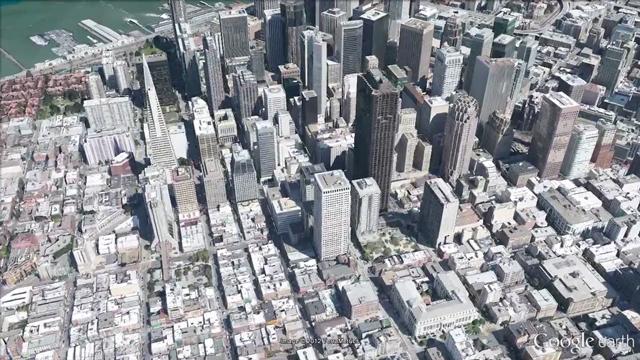 Google Earth Mobil'e Yeni 3D Görüntüler Eklenecek