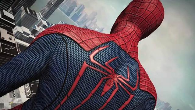 The Amazing Spider-Man Oynanış Videosu