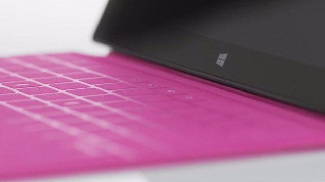 Microsoft Surface Tablet'in Etkileyici Tanıtım Videosu