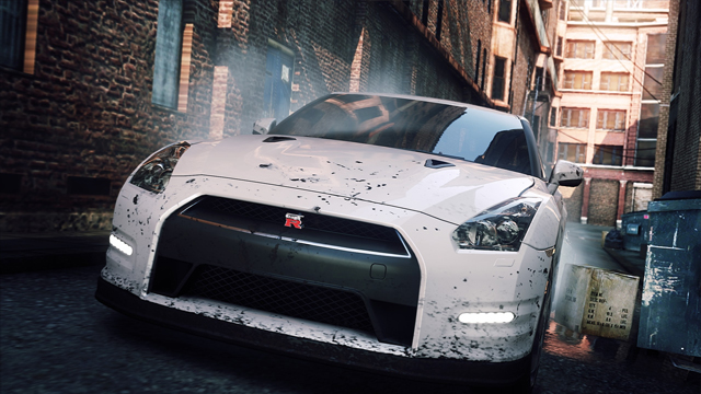 Need for Speed: Most Wanted - E3 2012 Oynanış Videosu