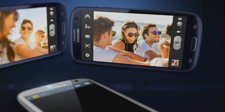 Samsung Galaxy S3 TV Reklamı