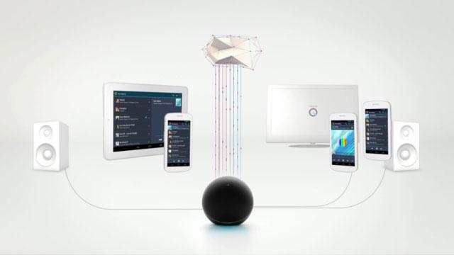 Nexus Q Tanıtım Videosu