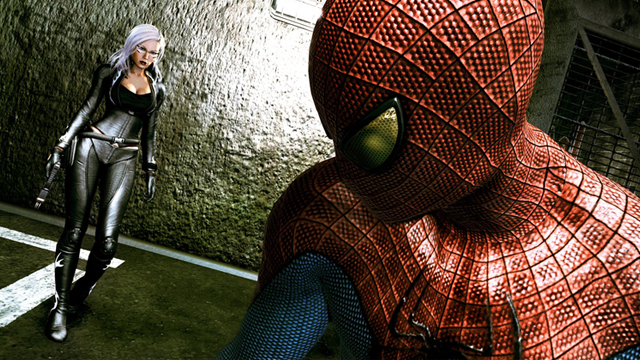 The Amazing Spider-Man Android Fragmanı