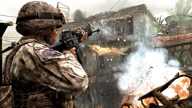 Call of Duty: Online Duyuruldu