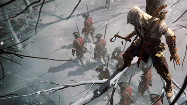 Assassin's Creed 3 RISE Fragmanı