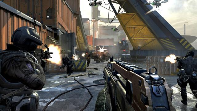 Call of Duty: Black Ops 2 - Villain Fragmanı