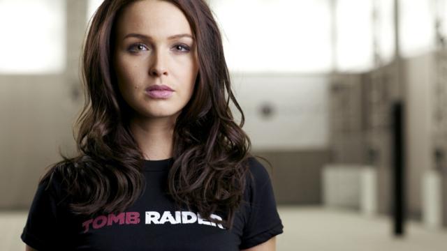 Tomb Raider Kamera Arkası