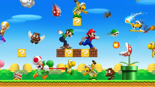 New Super Mario Bros. 2 Fragmanı