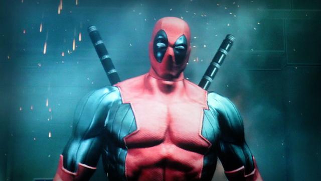 Deadpool İlk Fragmanı