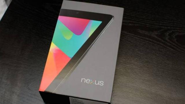 Google Nexus 7 Kutu Açamama