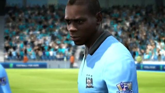 FIFA 13 - Manchester City'nin Yeni Forması