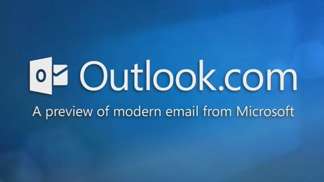 Outlook.com Tanıtım Videosu