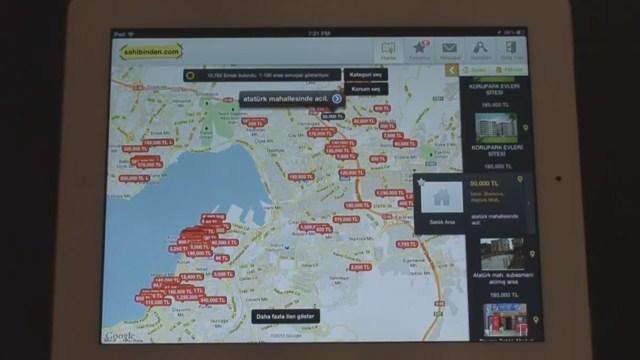 iPhone ve iPad İçin Sahibinden.com Emlak Uygulaması Tanıtımı