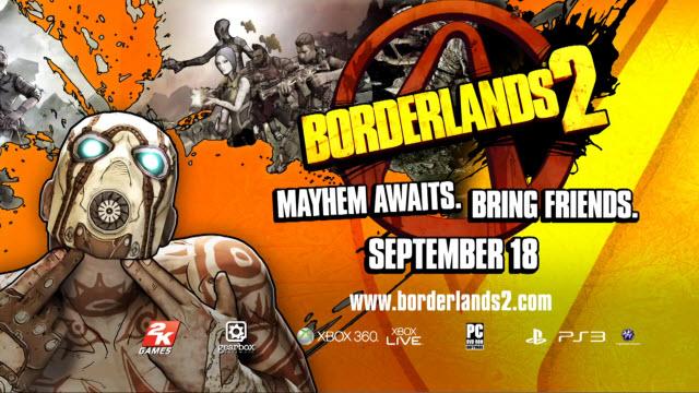 Borderlands 2 Tanıtım Videosu