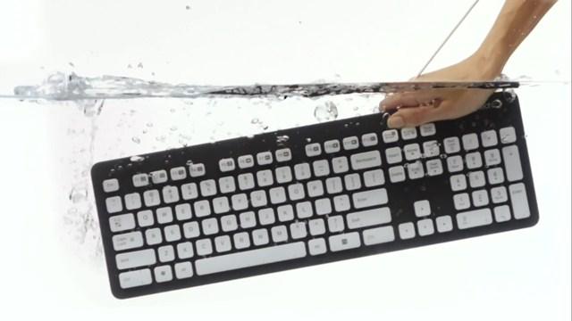 Yıkanabilen Klavye: Logitech K310