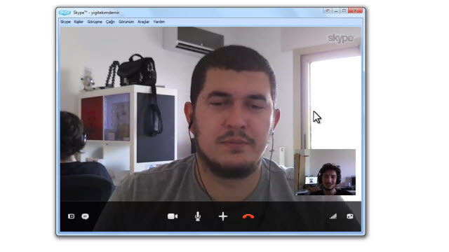 Skype ile Görüntülü Konferans Nasıl Yapılır?