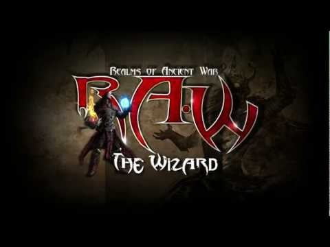 Realms of Ancient War: The Wizard