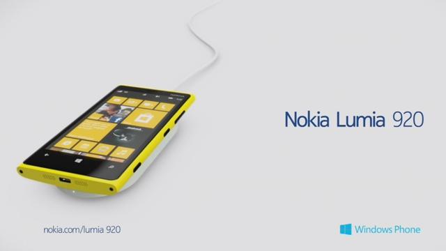 Nokia Lumia 920 Tanıtım Videosu