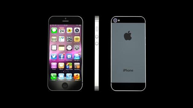 iPhone 5 Çin'de Göründü