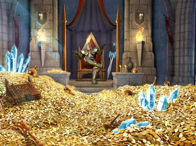 The Mighty Quest for Epic Loot Duyuru Videosu