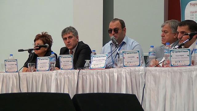 Engelsiz Bilişim 2012 Sempozyumu Açılış Paneli