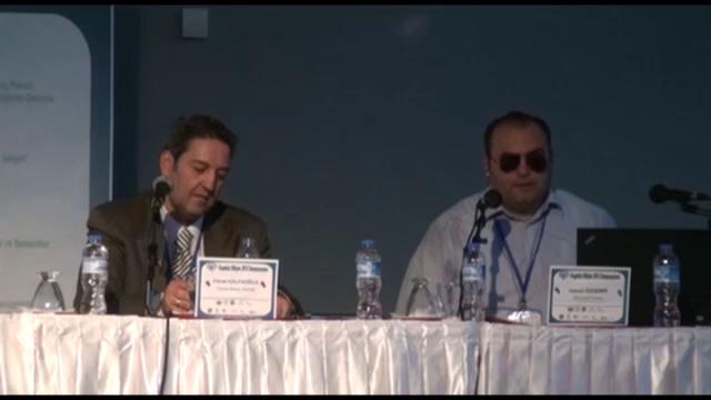 Engelsiz Bilişim 2012 Sempozyumu Hasan ÖZDEMİR'le Yazılım Geliştirme Uygulaması