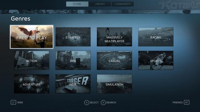 Steam Big Picture Tanıtım Videosu Türkçe Altyazılı