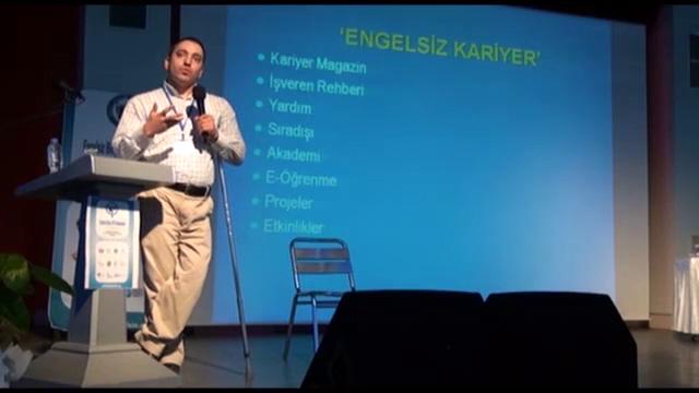Engelsiz Bilişim 2012 Sempozyumu Bilişim ve İstihdam