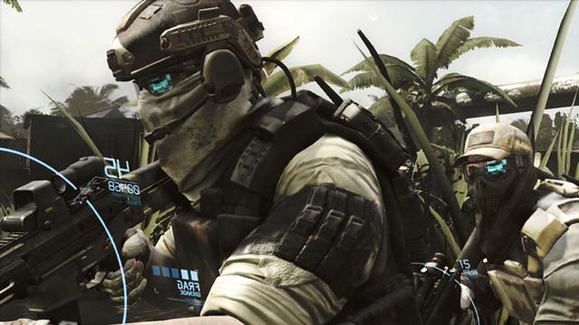 Ghost Recon Future Soldier'a Yeni İçerik Geliyor