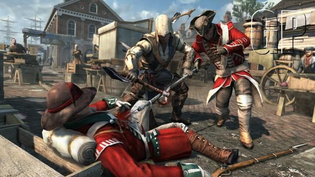 Assassin's Creed 3 Oynanış ve Kamera Arkası Videosu