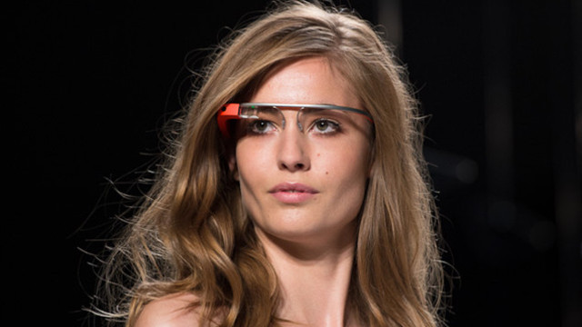 New York Moda Haftası'nda Google Glass