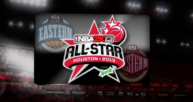NBA 2K13 All Star Tanıtım Fragmanı